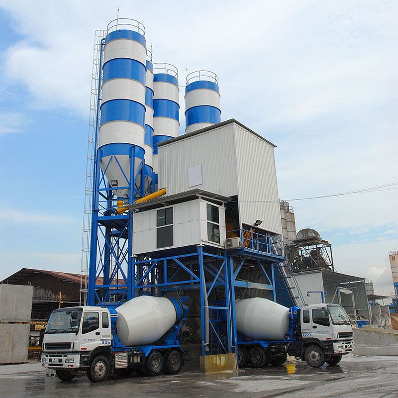 Manufacturing of Ready-mix Concrete