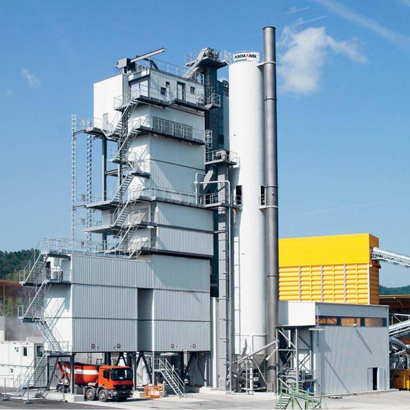 Manufacturing of Asphalt Premix
